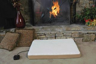 Heated Wellness Bed