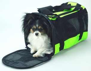Travel Gear Front Pouch Carrier - Green