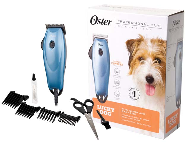 Oster Lucky Dog Clipper Kit