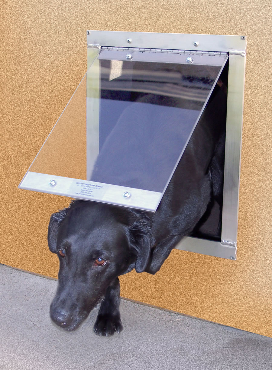 Easy Dog Door