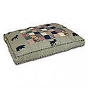 Quilted Bed - Moose Medley