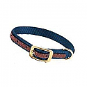 "Traditions West Collar Navy 3/4"" x 11"""