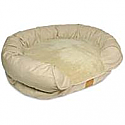 AKC Deluxe Ultra Bolster Bed
