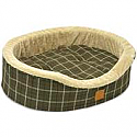 AKC Deluxe Oval Lounger
