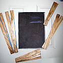 Optional Trim Kit For Metal Doors