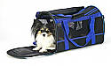 Travel Gear Front Pouch Carrier - Black