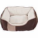 Classic Lounger Microluxe Suede
